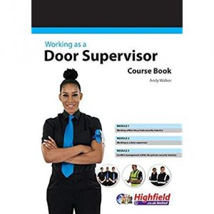 Door Supervisor Course Book (HABC)