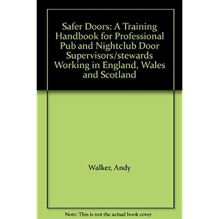 safer doors training book