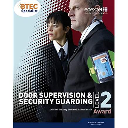 door supervision and security guard book