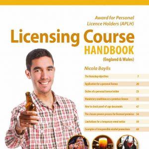 Personal Licence Handbook (HABC)