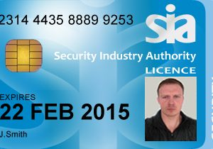 Security Guard Course (Flexi Ticket)